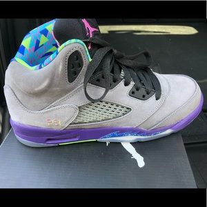 cb087f2690a Jordan · Air Jordan 5 Retro (GS) Fresh Prince of Bel ...
